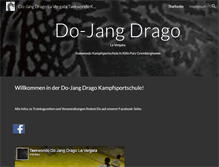 Tablet Preview of do-jang-drago.de
